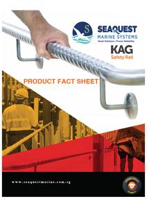 KAG Product Fact Sheet Marine