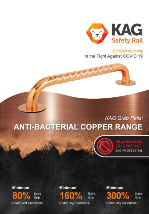 KAG Anti-Bacterial Copper Catalogue