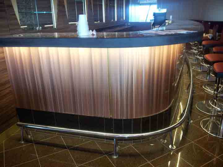 Bar Counter Refurbishment